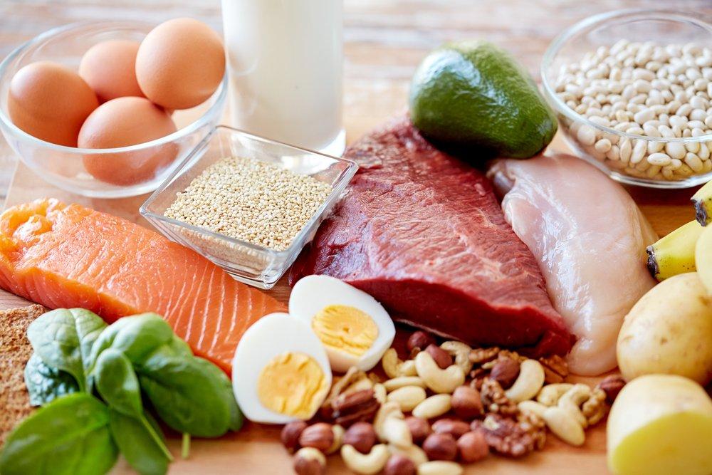 غذاهای چرب و کربوهیدرات ها