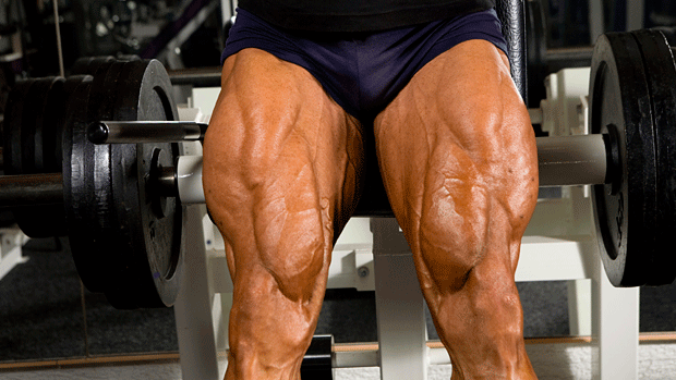 اهمیت تمیرنات پا در بدنسازی