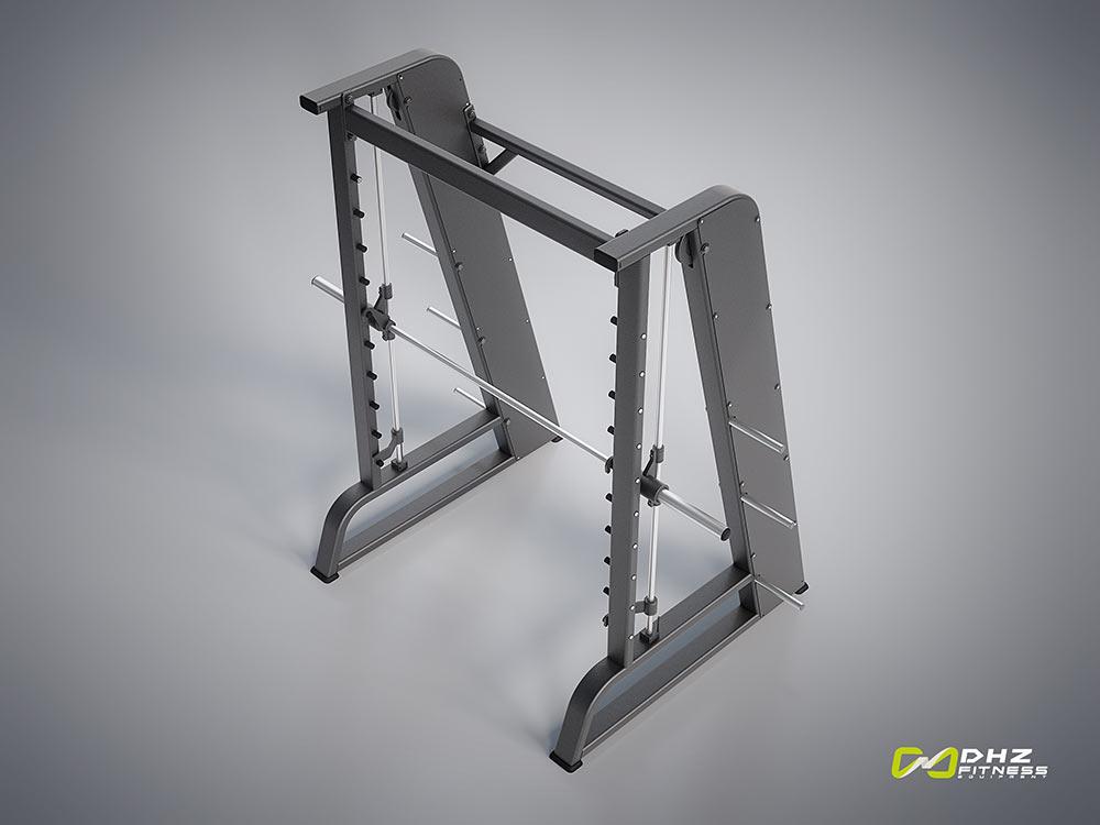 خرید دستگاه بدنسازی اسمیت DHZ Fitness