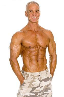 سرعت رشد عضلات